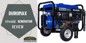 DuroMax XP4400E 4,400 Review