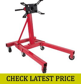 Sunex 8400 Folding Engine Stand (1-Ton Capacity)