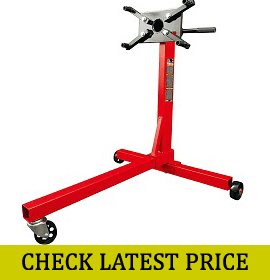 Torin Big Red Steel Rotating Engine Stand (750 lb Capacity)