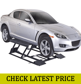 BendPak Portable Low-Rise Car Lift