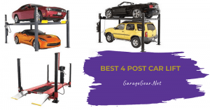 Best 4 Post Car Lift
