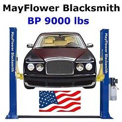 Mayflower Blacksmith Base Plate Two Post Lift Car Lift