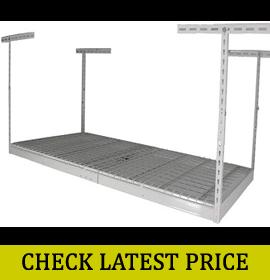 SafeRacks – 4×8 Overhead Garage Storage Rack
