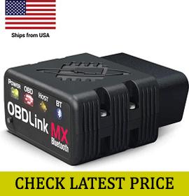 OBDLink MX Bluetooth OBD-II Automotive Scan Tool