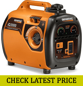 Generac 6866 iQ2000 Gas Powered Inverter Generator