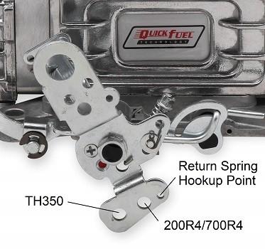 Quick Fuel 600 Cfm Chevrolet Chevy Small Block Carburetor