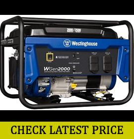 Westinghouse WGen2000 Portable Generator