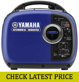 Yamaha EF2000iSv2 Gas Powered Portable Inverter