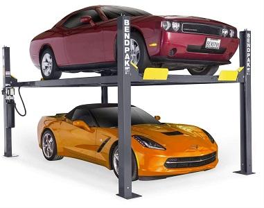 BendPak 9000-Lb. Capacity 4-Post Car Lift
