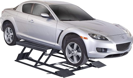 BendPak Portable Low-Rise Car Lift