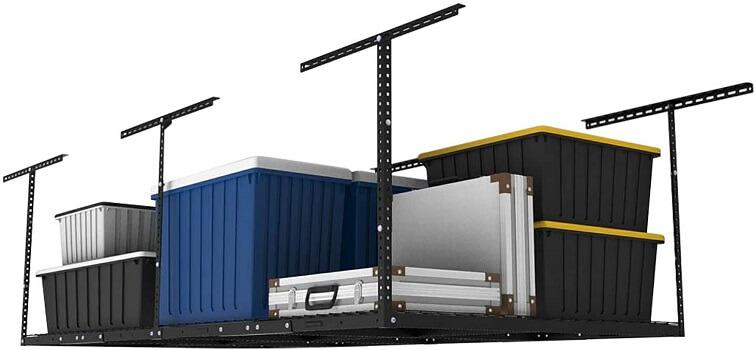 Best Overhead Garage Storage Rack