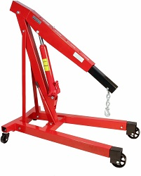 Dragway Tools 3 Ton 6000 LB Heavy Duty Engine Hoist
