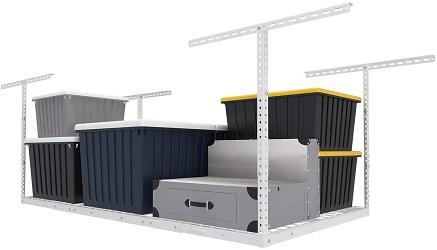 FLEXIMOUNTS 3×6 Overhead Garage Storage Rack
