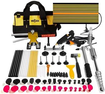 Mookis 77PCS Paintless Dent Repair Tools kit